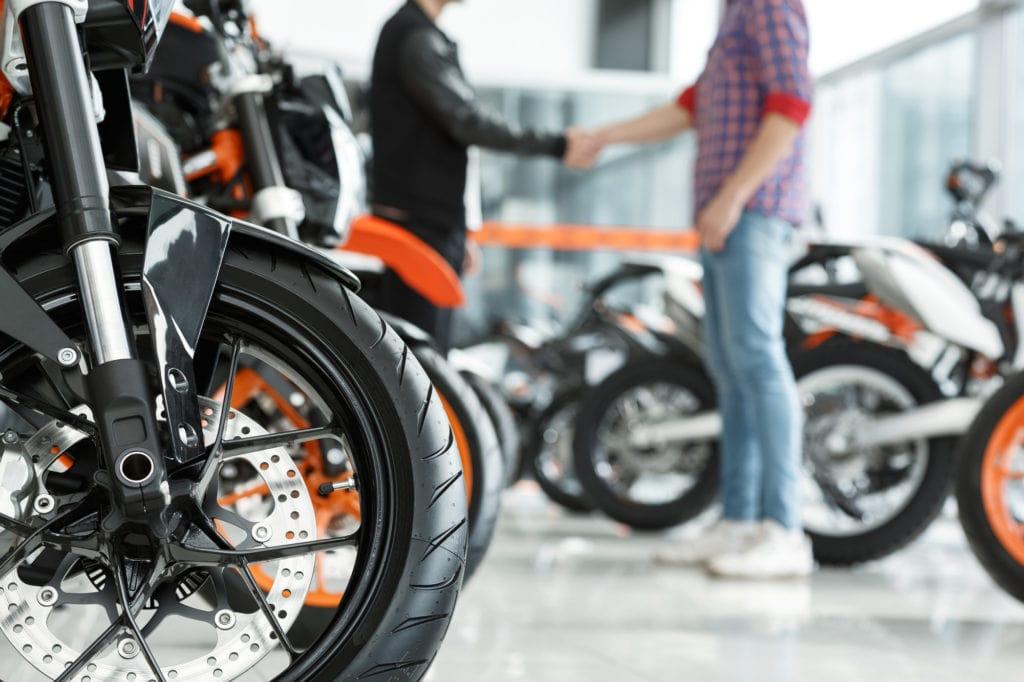 motosiklet kredisi nitelikleri