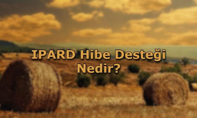 IPARD Hibe Desteği Nedir?