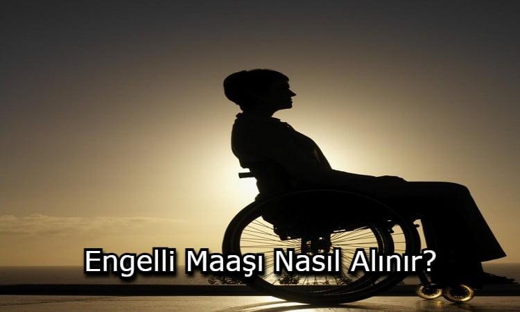 Engelli Maaşı Nasıl Alınır?